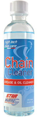 CHAIN CLEANER is an odorless grease cleaner not delutable in water