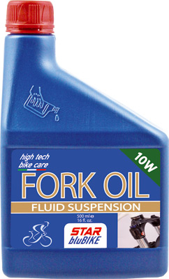 Oil for forks and shock absorbersl
