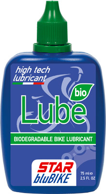 Bike biodegradable lubricant oil