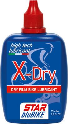 Huile lubrifiante professionnelle de vélo X-Dry