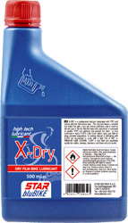 Professional bike lubricant oil