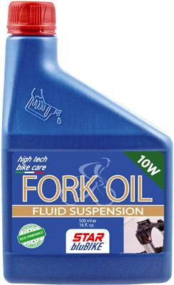 Fluid suspension Fork Oil
