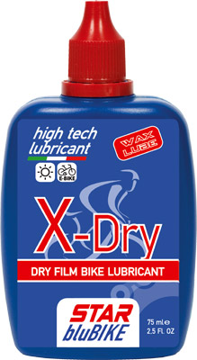 Professional bike lubricant oil X-dry