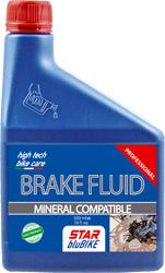Brake Fluid Mineral Compatible